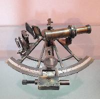 Antique Nautical Sextant 10