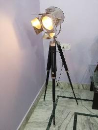 Antique Spotlight Floor Lamp 02