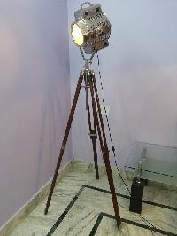 Antique Spotlight Floor Lamp 03