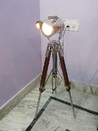 Antique Spotlight Floor Lamp 04