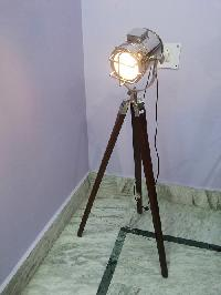 Antique Spotlight Floor Lamp 05
