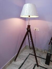 Antique Spotlight Floor Lamp 06