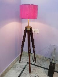Antique Spotlight Floor Lamp 09