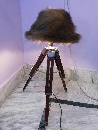 Antique Spotlight Floor Lamp 11