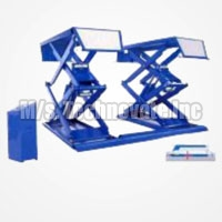 Two Post Scissor Lift (607-U)
