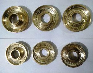 Gas Stove - Brass Burner
