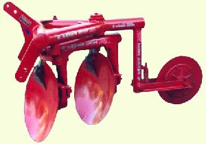 Automatic (Reversible) Disc Plough