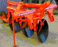 Automatic Three Disc Plough