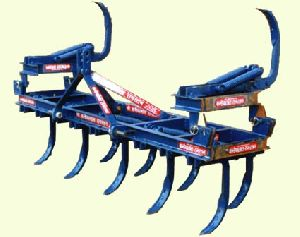 Heavy Duty Spring Loaded 11 Tine Tiller