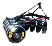 Mounted Disc Harrow.