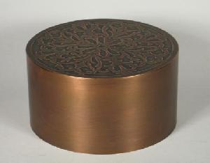 PDA-211 Copper Cremation Box