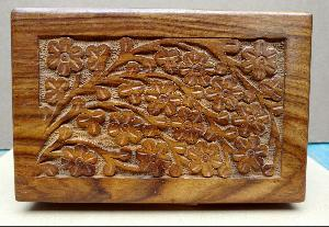 PDA-249 Wooden Cremation Box