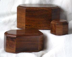 PDA-250 Wooden Cremation Box