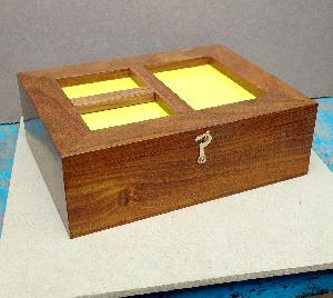 PDA-251 Wooden Cremation Box