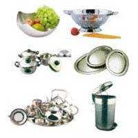 Stainless Steel Kitchenware 01