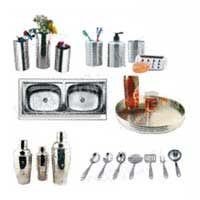 Stainless Steel Kitchenware 02