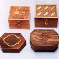 Wooden Artware 01