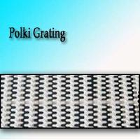 Polki Over Flow Grating