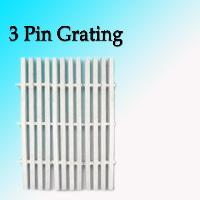 PW Three Pin Grating