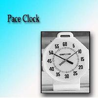 Swimming Pace Clock