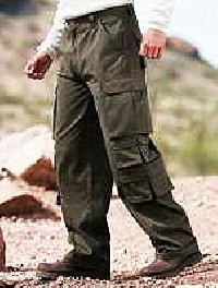 Cotton Cargo Pants-sci- 782 / 06