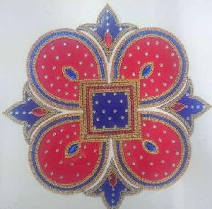 Traditional Decorative Rangoli
