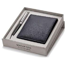 Sheaffer Wallet With Pen