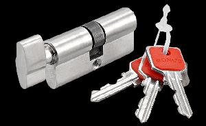 6-pin Compact Cylinder Lock