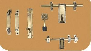 Aluminium Antique Door Kit 01
