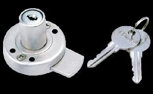 Stainless Steel Drawer Locks 03