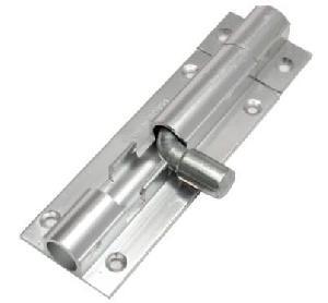 Aluminium Plain Tower Bolts With Iron Rod (009)