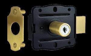 Brass Cupboard Lock (cb-50)