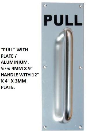 Stainless Steel Handle (Pull Handle)
