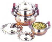 Stainless Steel Cooking Pots - Rsi-cp-03