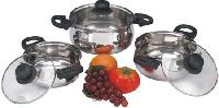Stainless Steel Cooking Pots - Rsi-cp-05