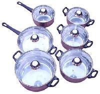 Stainless Steel Saucepans - Rsi-sp-02