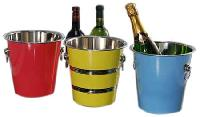 Stainless Steel Wine Buckets
