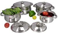 Steel Cooking Pots - Rsi-cp-02