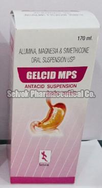 Gelcid MPS Antacid Suspension