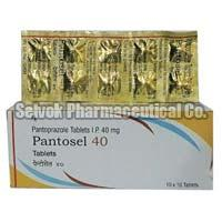 Pantosel 40 Tablets
