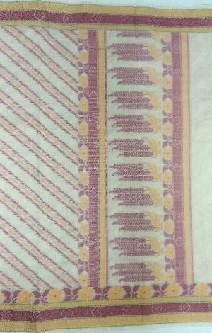 Alphi Meena Stripes Saree