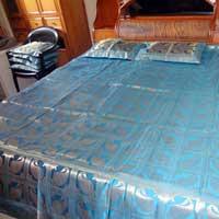 Jacquard Paisley Bed Sheet