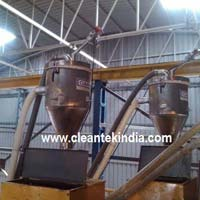 Powder or Granule Suction Transfer Unit