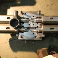Trap Fitting Mould