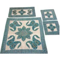 Net Velvet Table Covers