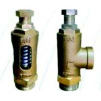 Bronze Spring Loaded Relief Valves