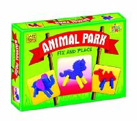 Animal Park - Kids Games