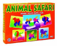 Animal Safari Blocks - Kids Games