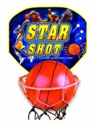 Basket Ball Star Shot - Kids Games