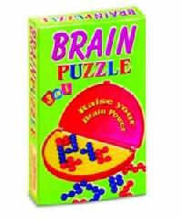 Brain Puzzle Three in One - Kids Games